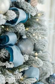 25 Unique Blue Christmas Decor Ideas On Pinterest Turquoise