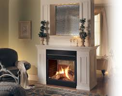... Appealing Ideas For Various Wrap Around Fireplace Mantel Design Ideas :  Attractive Image Of Living Room ...