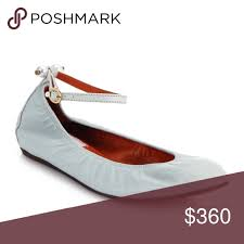 Lanvin Shoes Size Chart Price Firm Lanvin Pearl Ankle Strap Ballerina Flat Price