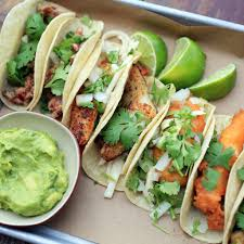 Easy Grilled Fish Taco Recipe