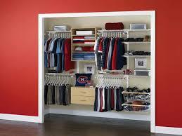 wall small closet design ideas