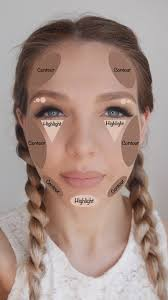 if you ve got a round face then focusing on contouring your cheekbones and the outside of your face will give the illusion of extra definition