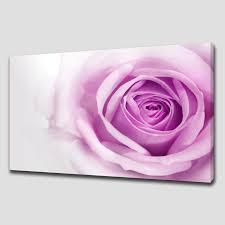 purple rose large canvas wall art pictures prints canvas