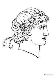 Romeinse Tijd Kleurplaat 1093 Kleurplaat