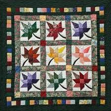 52 Free and Easy Patchwork Quilt Patterns with Images - My Happy ... & Autumn Splendor Quilts Adamdwight.com