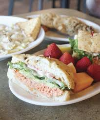 salmon wich jason s deli salmon wich is a must try plete