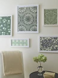 Framing Fabric For Wall Art Frame Magnificent 25 Regarding Designs