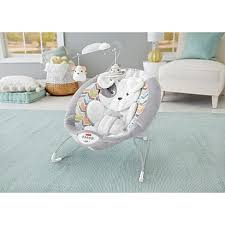Sweet SnugaPuppy Dreams Deluxe Bouncer | DTH04 | Fisher-Price