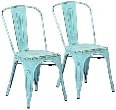 distressed metal furniture. Distressed Metal Furniture Vintage Chairs Innovative Bistro Chair Bar Patio D