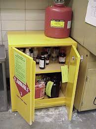 Yellow Flammable Cabinet Flammable Storage Cabinets Used Roselawnlutheran
