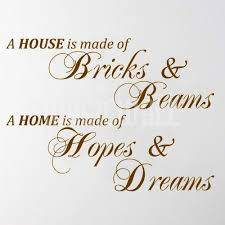 Hopes And Dreams Quotes Best of Home Made Hopes Dreams Wall Quotes Lettering