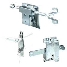garage door deadbolt lock locks garage door deadbolt handles lock with cylinder chamberlain security openers garage garage door deadbolt lock