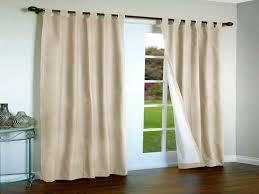 sliding glass door curtain ideas popular