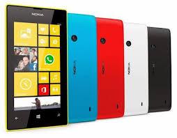 nokia smartphone 2014. nokia beberapa waktu terakhir meluncurkan kembali smartphone berbagai model, namun kali ini admin akan mengulas lumia 520 yang merupakan rilisan 2014 e