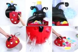 best bath toy organizer storage solutions