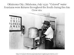 IMAGES OF JIM CROW Don Spooner and Chris