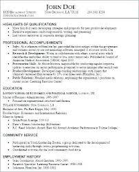 Skills In Resume Example Skills Listed On Resume Examples Resume Skills Resume List Examples