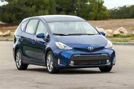 2016 Toyota Prius v Overview   The News Wheel