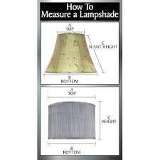 How to measure lamp shade Lamps Plus How To Measure Lamp Shade Hardback Spider Construction Linen Empire Made Order Glass Shades Worknotworkclub How To Measure Lamp Shade Worknotworkclub