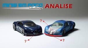 Quem conhece o bugatti veyron e o devel sixteen sabe que esses dois carros são incrivelmente potentes. Bugatti Veyron Vs Chiron Da Hot Wheels Evolucao Colecionador Es