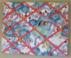 Memo Board With Ribbon DIY Memo Board With Ribbon How to Make Yours The Frugal Girls 45
