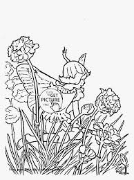 Coloring Pages A Coloring Page Of A Unicorn Free Printable Fairy