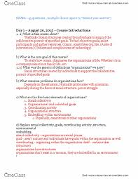 Ut Austin Organizational Chart Study Guides For Cms 313m At University Of Texas At Austin