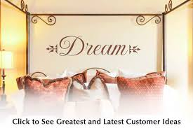 Dreambed decal gra nt caption