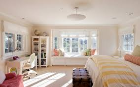 relaxing window seat with a lovely architectural element on the top