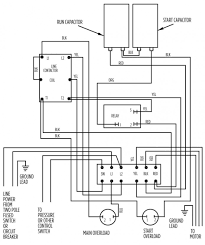 3 hp deluxe 282 302 8310 aim gallerywire diagrams easy simple Franklin Submersible Pump Wiring Diagram 3 hp deluxe 282 302 8310 aim gallerywire diagrams easy simple detail baja franklin electric control box wiring diagram franklin electric submersible pump wiring diagram