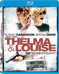 Thelma & Louise [Blu-ray] Import Deutscher Ton: Amazon.de: Susan Sarandon,  Geena Davis und Harvey Keitel, Ridley Scott: DVD & Blu-ray