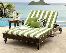 patio furniture double chaise lounge programare club in outdoor design 3