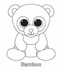 De 30 Beste Afbeelding Van Ty Beanie Kleurplaten Beanie Boo Party