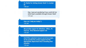 How To Get Help In Windows 10 Microsofts Online Support Could Fix