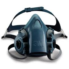 Half Mask Respirator Size Chart 3m 7500 Series Half Facepiece Respirator