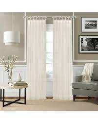 tab top sheer curtains. Elrene Greta Juvenile Tab Top Sheer Curtain Panel Curtains B