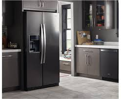 Kitchen countertop depth Dimensions Choosing Counterdepth Whirlpool What Is Counterdepth Refrigerator Whirlpool Everyday Care