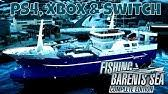 Discover the majestic world of canadian nova scotia while admiring the vast diversity of ocean life. Fishing North Atlantic Release Trailer Out Now Youtube