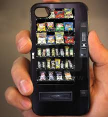 Diy Mini Vending Machine Custom IPhone Mini Vending Machine Case Won't Eat Your Money Technabob