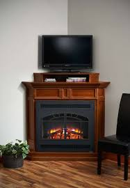 amish fireplace tv stand awesome electric fireplace corner tv stand living room