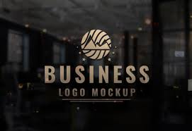 Free Logo Mockup Business Logo Mockup Psd Logo Mockup Psd File Premium Download