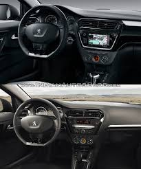2018 peugeot 301.  301 2017 peugeot 301 vs 2013 interior with 2018 peugeot