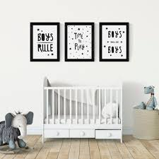brilliant ideas boys room wall art prints set of 3 on wall art for toddlers room with boys room wall art