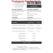 Template Of A Invoice Pdf Invoice Template Delivery Custom Number Prestashop Addons
