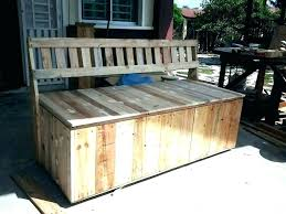 wood garden storage t outdoor box wooden boxes pallet bench with firewood holder and racked cooler custom outdoor fireplace wood box