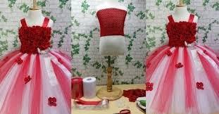 diy flower girl dress