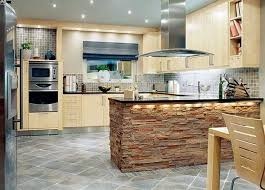 Wonderful Contemporary Kitchen Design 2014 Trends Unite New Materials On Concept Ideas