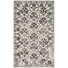 artistic weavers organic aubrey onyx black 8 ft x 10 ft indoor area rug