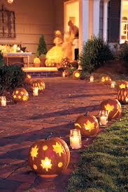 Cookie-Cutter Halloween Pumpkins
