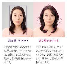 花王株式会社セグレタ髪の印象で変わる見た目年齢